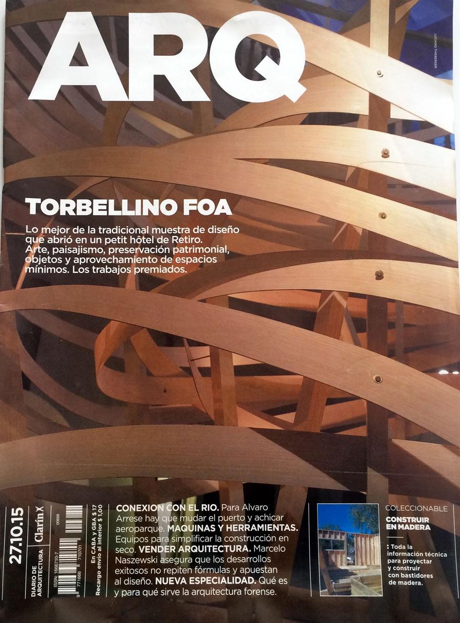 Revista ARQ Clarín
